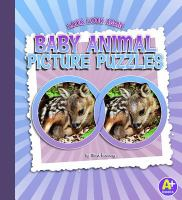 Baby Animal Picture Puzzles