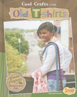 Cool Crafts With Old T-shirts
