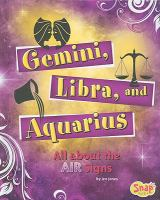Gemini, Libra, and Aquarius