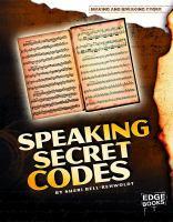 Speaking Secret Codes
