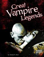 Great Vampire Legends