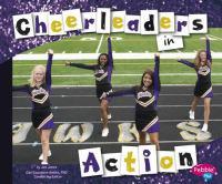 Cheerleaders in Action