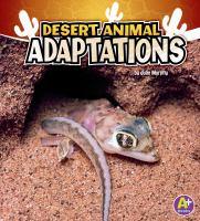 Desert Animal Adaptations