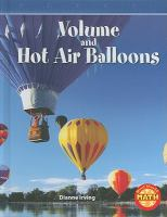 Volume and Hot Air Balloons