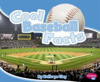 Cool Baseball Facts