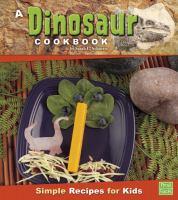 A Dinosaur Cookbook