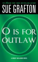 """""""O"""" Is for Outlaw"""