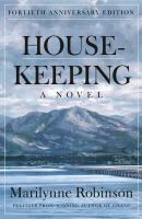 Housekeeping : A Novel