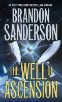 The Well of Ascension. Mistborn Book Two