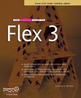 The Essential Guide to Flex 3