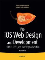 Pro IOS Design and Development