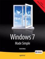 Windows 7 Made Simple
