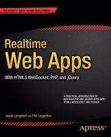 Realtime Web Apps
