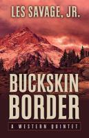 Buckskin Border
