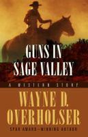 Guns in Sage Valley