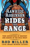 Rawhide Robinson Rides the Range