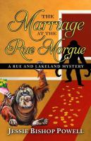 The Marriage at the Rue Morgue