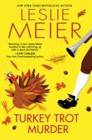 Turkey Trot Murder (Large Print)