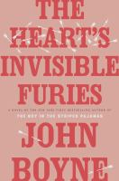 Heart's Invisible Furies [large Print]
