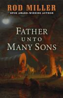 Father Unto Many Sons