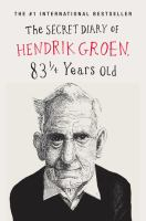 SECRET DIARY OF HENDRIK GROEN [large Print]