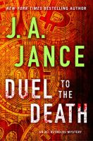 Duel to the Death [large Print]