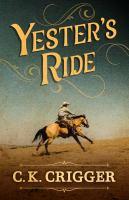 Yester's Ride