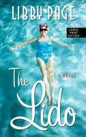 The lido [large print]