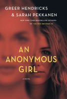An anonymous girl / [Large Print Edition]