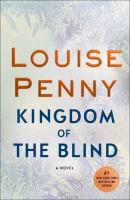 KINGDOM OF THE BLIND[LARGE PRINT]