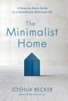 The Minimalist Home