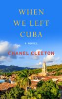 Media Cover for When We Left Cuba
