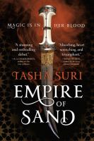 Media Cover for Empire of Sand