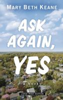 Media Cover for Ask Again, Yes