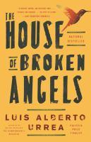 Media Cover for House of Broken Angels