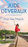 Media Cover for Met Her Match