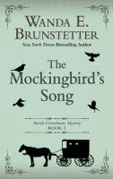 The mockingbird's song [text (large print)]