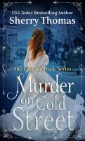 Murder on Cold Street