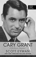 Cary Grant [large Print]