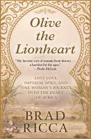 Olive the Lionheart [large Print]