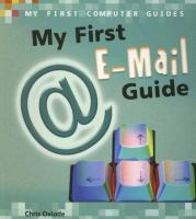 My First E-mail Guide