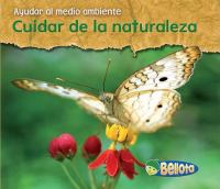 Cuidar de la naturaleza