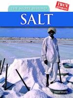 The Story Behind Salt
