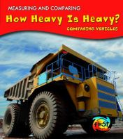 How Heavy Is Heavy?