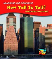 How Tall Is Tall?