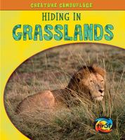 Hiding in Grasslands