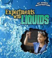 Experiments With Liquids