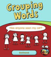 Grouping Words