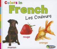 Colors in French