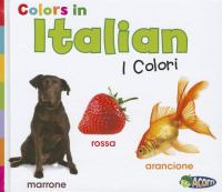 Colors in Italian